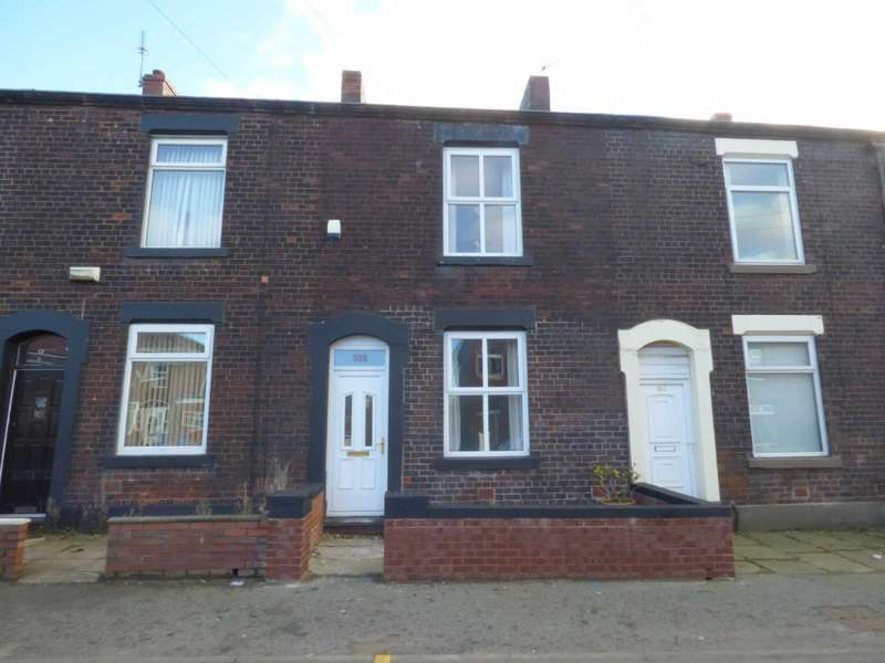 2 Bedrooms Terraced House for sale in Shaw Road, Royton, Oldham, OL2