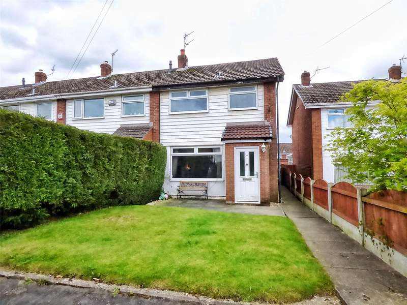 3 Bedrooms Terraced House for sale in Camberwell Way, Royton, Oldham, OL2