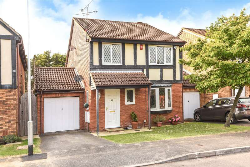 4 Bedrooms Detached House for sale in Laburnum Road, Winnersh, Wokingham, Berkshire, RG41