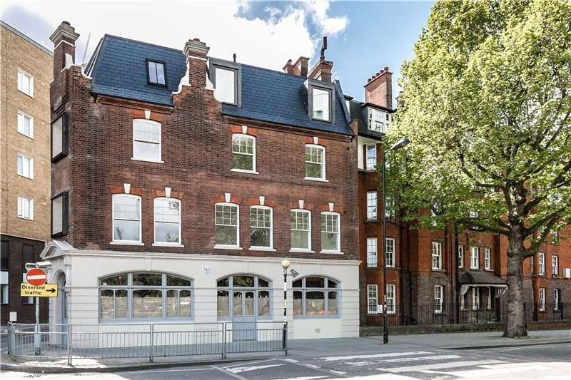 1 Bedroom Flat for sale in Silk Apartments, Wadding Street, London, SE17