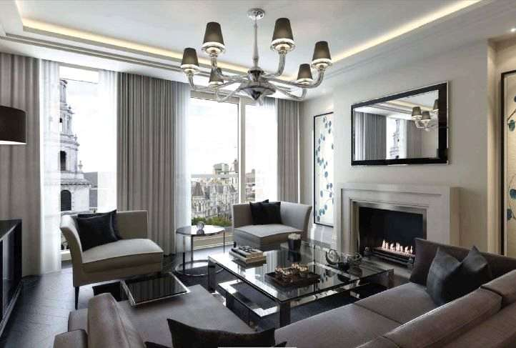 2 Bedrooms Flat for sale in Strand, London, WC2R