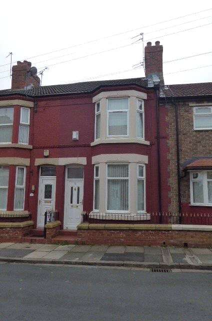 3 Bedrooms Terraced House for sale in Kingsley Street, Birkenhead, Merseyside, CH41