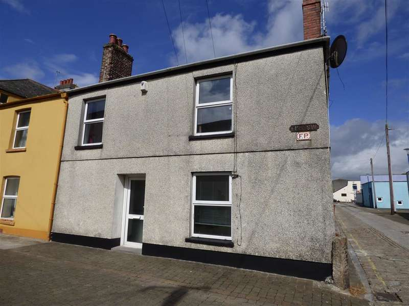 2 Bedrooms End Of Terrace House for sale in Adelaide Street Ope, Plymouth