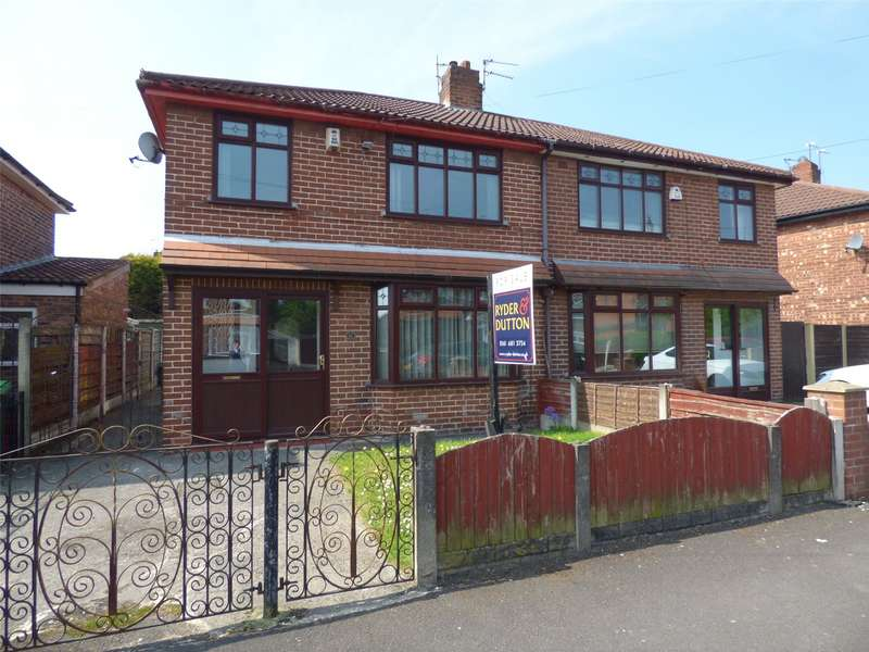 3 Bedrooms Semi Detached House for sale in Whitegate Road, Chadderton, Oldham, OL9