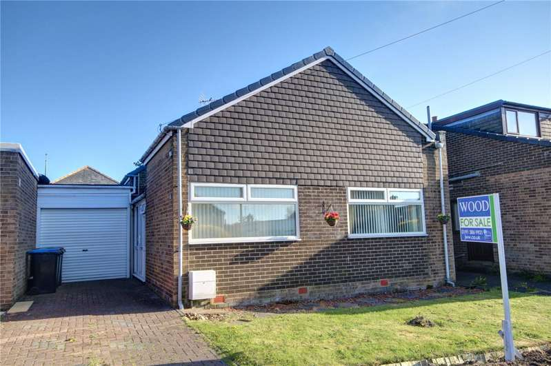 2 Bedrooms Detached Bungalow for sale in St Josephs Close, Gilesgate, Durham, DH1