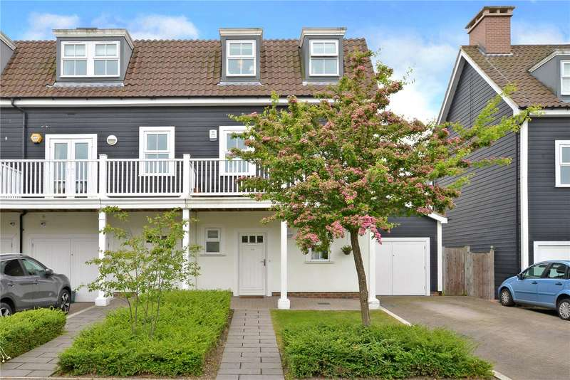 4 Bedrooms End Of Terrace House for sale in Beaumont Drive, Worcester Park, Surrey, KT4