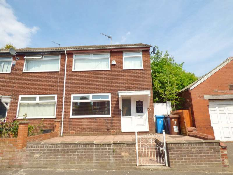3 Bedrooms Semi Detached House for sale in Burlington Avenue, Oldham, Lancashire, OL8