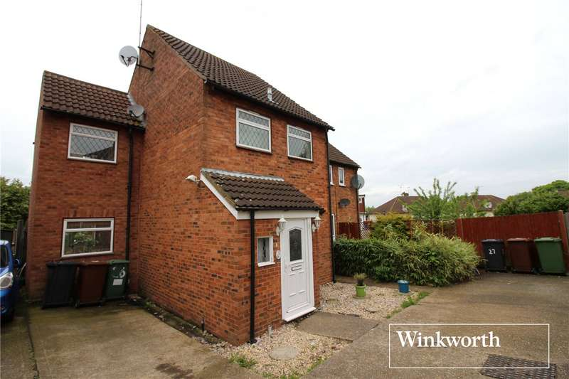 3 Bedrooms House for sale in Rodgers Close, Elstree, Borehamwood, Hertfordshire, WD6