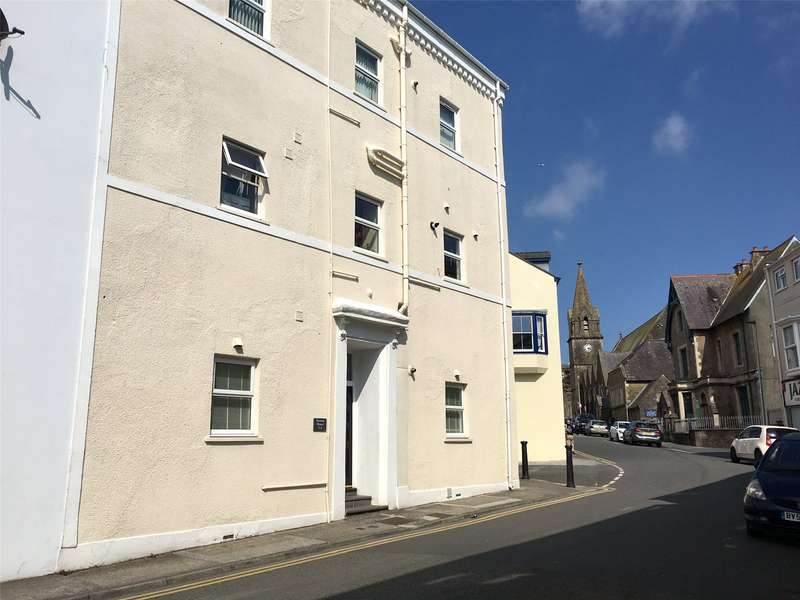 1 Bedroom Flat for sale in Flat 1, Newton House, Warren Street, Tenby