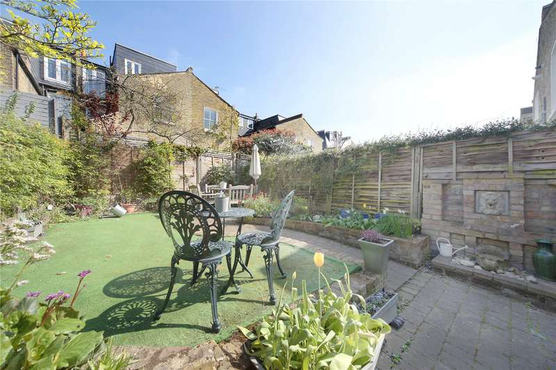 5 Bedrooms Terraced House for sale in Dagnan Road, Clapham South, London, SW12