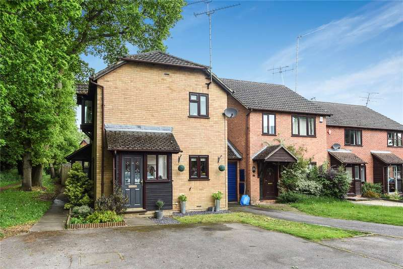 1 Bedroom End Of Terrace House for sale in Vermont Woods, Finchampstead, Wokingham, Berkshire, RG40