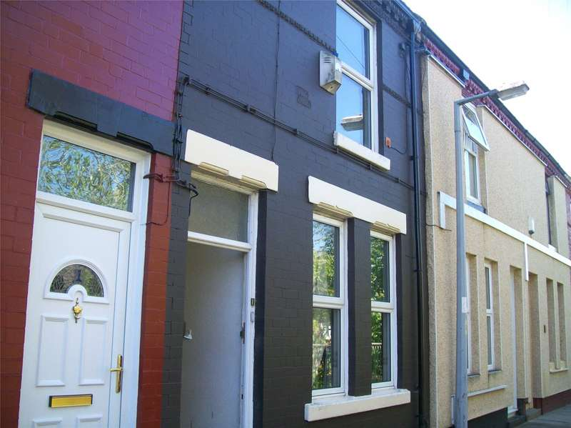 2 Bedrooms Terraced House for sale in Warton Terrace, Bootle, Merseyside, L20
