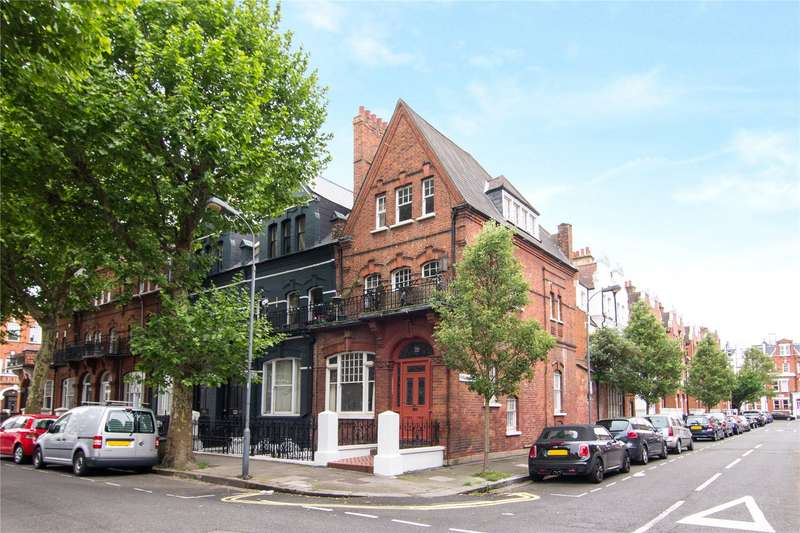 5 Bedrooms End Of Terrace House for sale in Vereker Road, Barons Court, West Kensington, London, W14