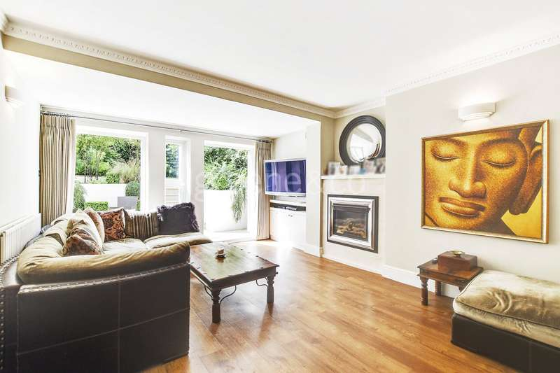 3 Bedrooms Flat for sale in Parkhill Road, Belsize Park, London, NW3