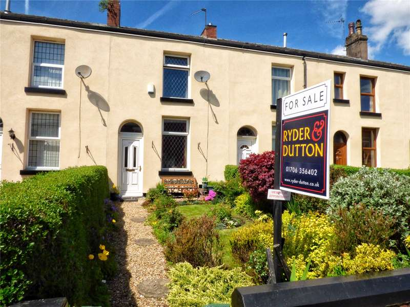 2 Bedrooms Terraced House for sale in Partington Street, Castleton, Rochdale, Lancashire, OL11