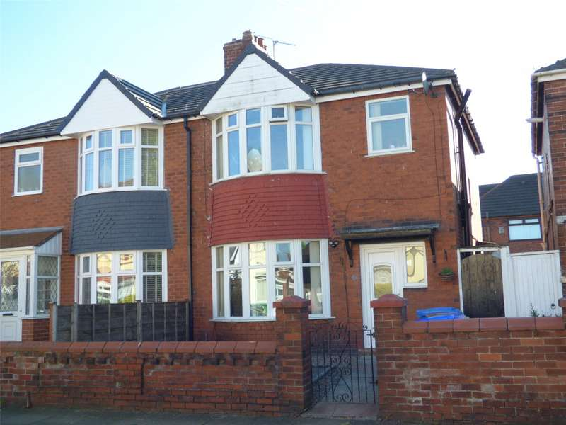 3 Bedrooms Semi Detached House for sale in Ash Street, Middleton, Manchester, Greater Manchester, M24