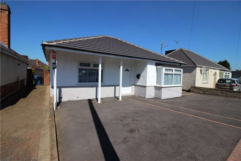 2 Bedrooms Detached Bungalow for sale in Field Lane, Alvaston, Derby, Derbyshire, DE24