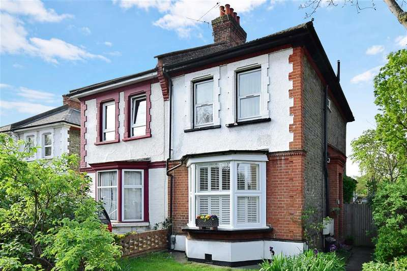 2 Bedrooms Ground Maisonette Flat for sale in Oakhill Road, Sutton, Surrey