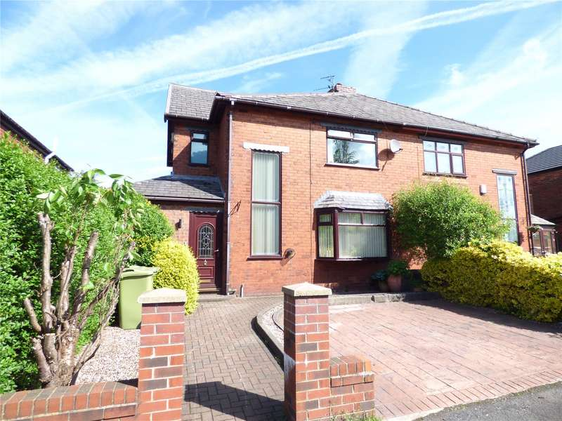 3 Bedrooms Semi Detached House for sale in The Avenue, Shaw, Oldham, Greater Manchester, OL2