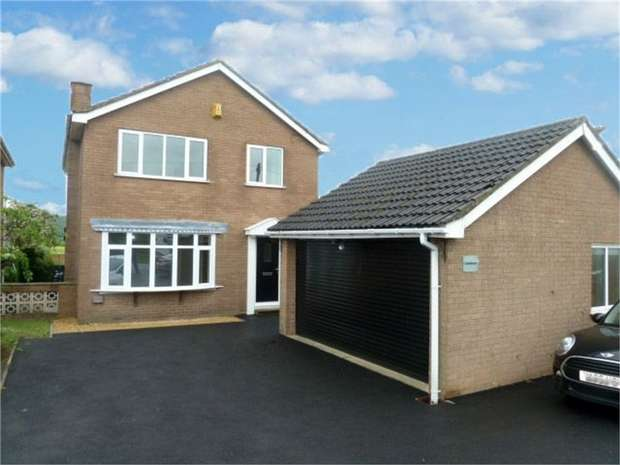 4 Bedrooms Detached House for sale in Doncaster Road, East Hardwick, Pontefract, West Yorkshire