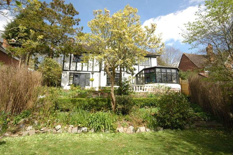4 Bedrooms Detached House for sale in New North Road, St Davids, Exeter, Devon