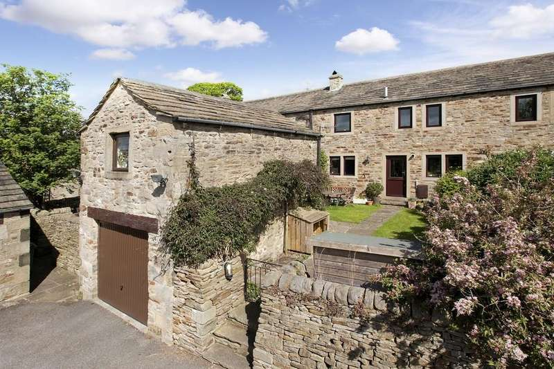 3 Bedrooms Barn Conversion Character Property for sale in Byre Cottage, Kildwick