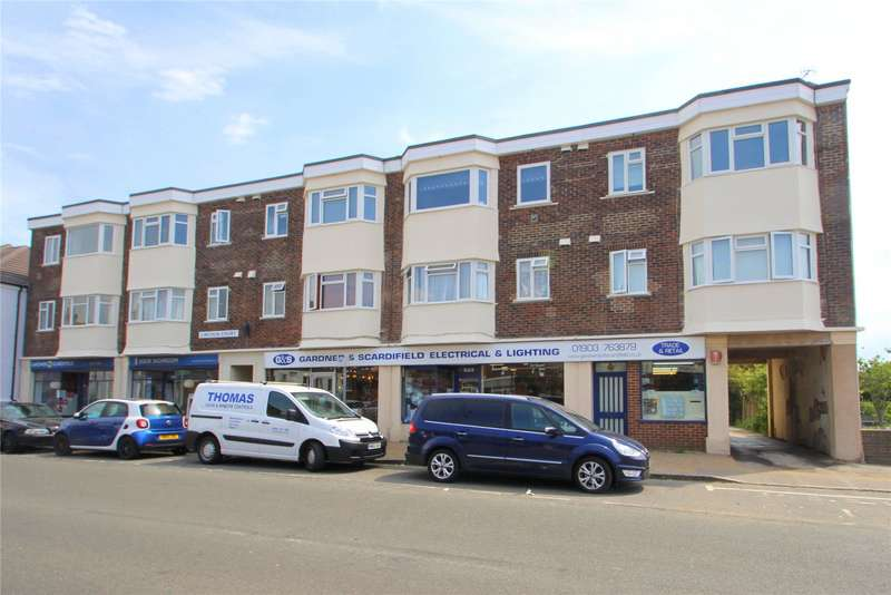 2 Bedrooms Apartment Flat for sale in Lincoln Court, 117 South Street, Lancing, BN15