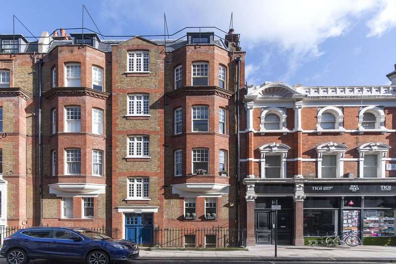 1 Bedroom Flat for sale in Furnival Mansions, Wells Street, Fitzrovia, London, W1T