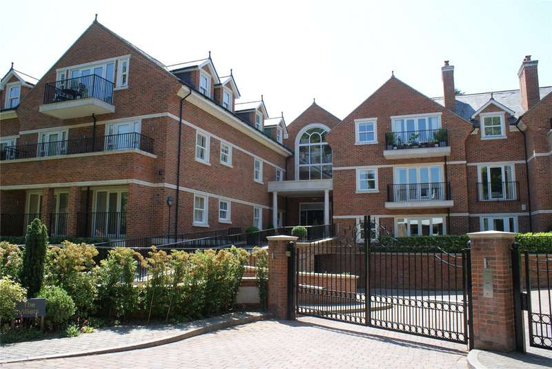 2 Bedrooms Flat for sale in The Villiers, Gower Road, Weybridge, Surrey, KT13