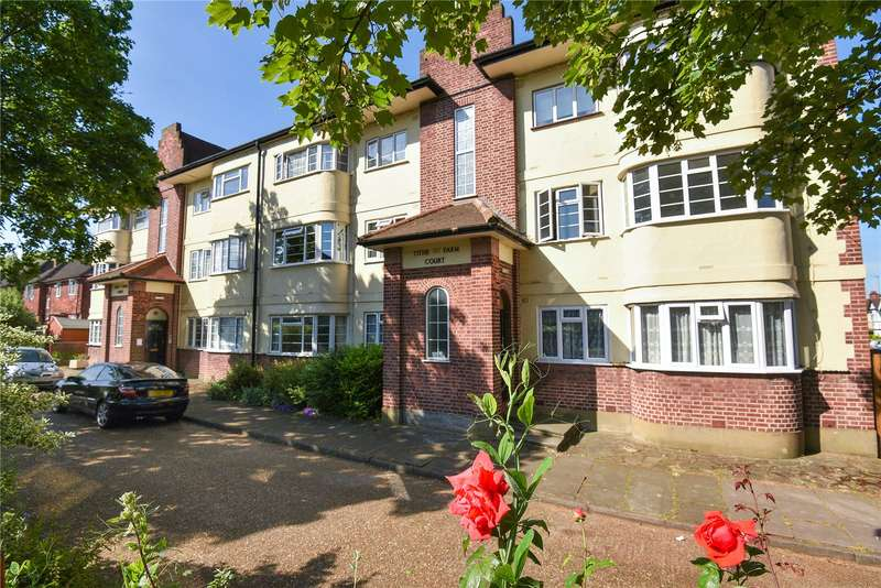 3 Bedrooms Apartment Flat for sale in Tithe Farm Court, Alexandra Avenue, Harrow, Middlesex, HA2