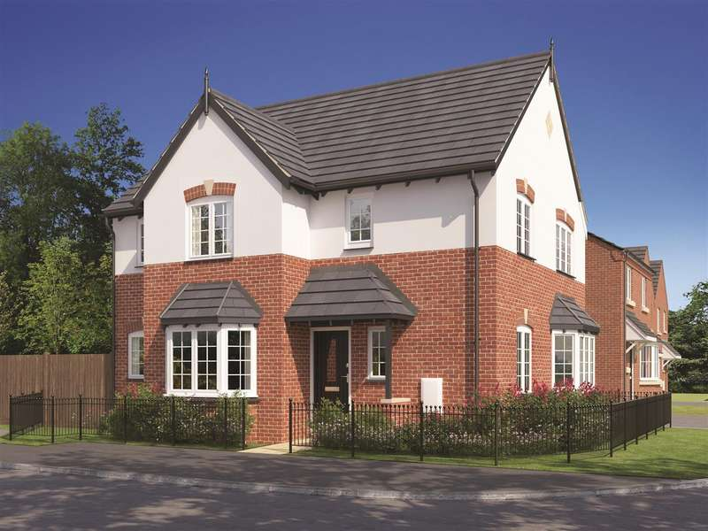 4 Bedrooms House for sale in Ivy Lane, Bevere, Worcester