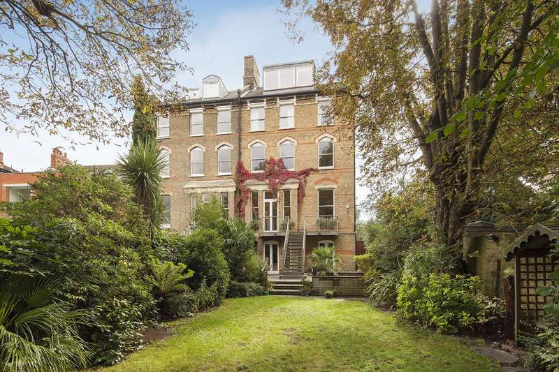 7 Bedrooms House for sale in Prince Arthur Road, Hampstead Village, NW3