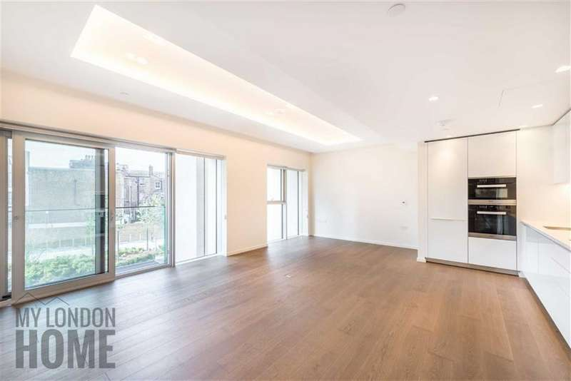3 Bedrooms Property for sale in Three Columbia Gardens, West Brompton, London, SW6