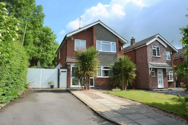 3 Bedrooms Detached House for sale in Crick Road, Hillmorton