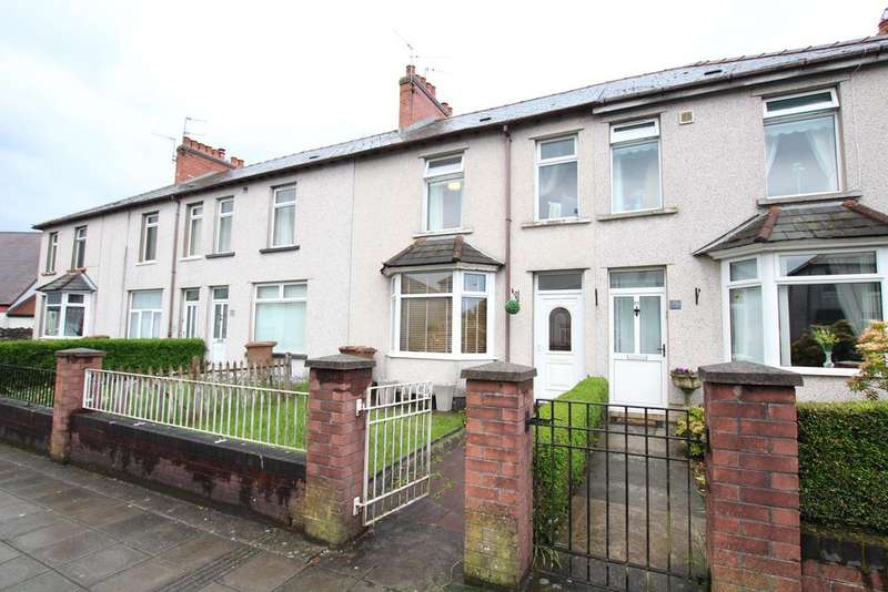 3 Bedrooms Terraced House for sale in Penmaen Avenue, Oakdale, Blckwood NP12