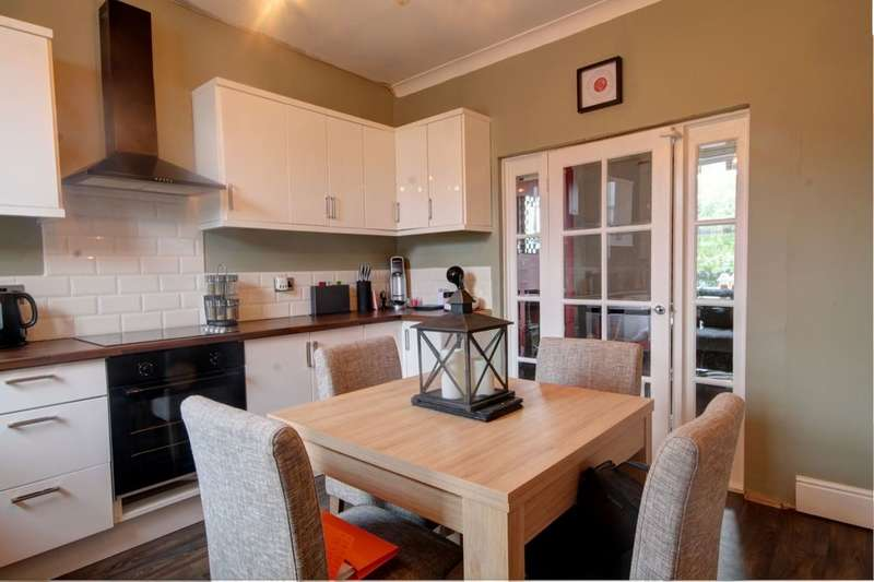 2 Bedrooms Property for sale in Park Street, Blackhill, Consett, DH8
