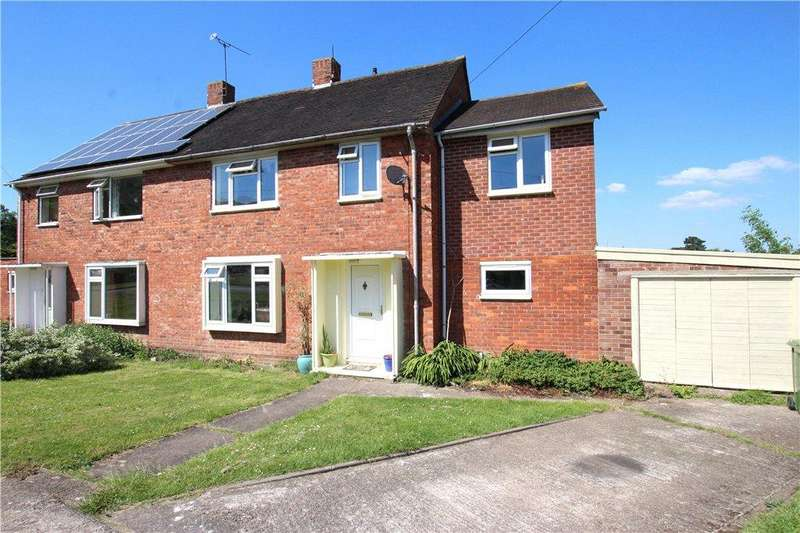 4 Bedrooms Semi Detached House for sale in Davenham Close, Malvern, Worcestershire, WR14