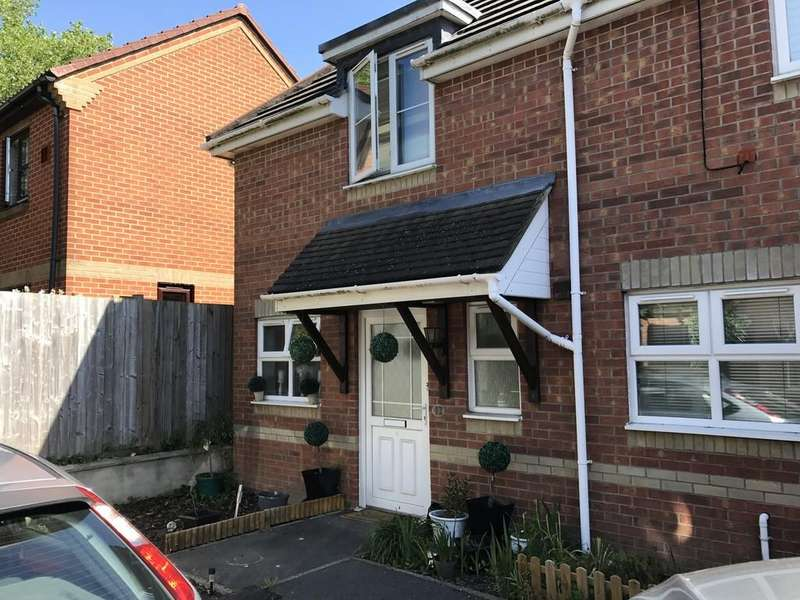 2 Bedrooms End Of Terrace House for sale in 12 Malmesbury Park Mews, 14 Malmesbury Park Place