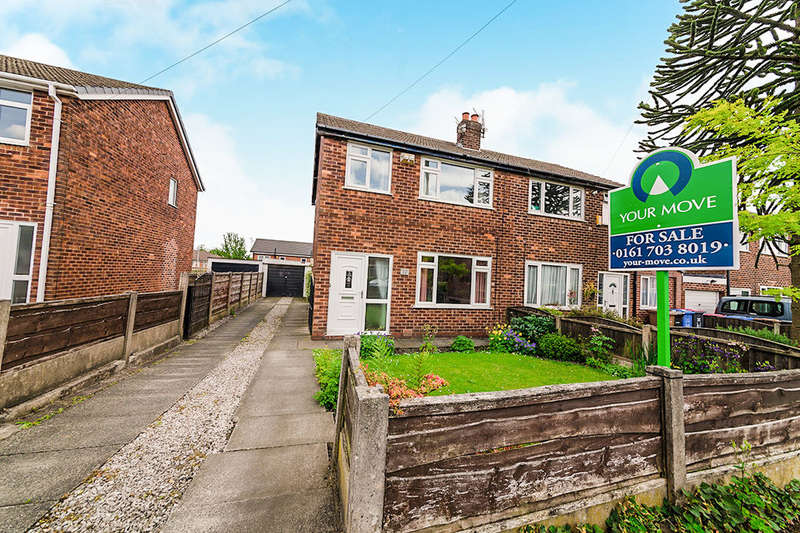 3 Bedrooms Semi Detached House for sale in Lakeside Avenue, Worsley, Manchester, M28