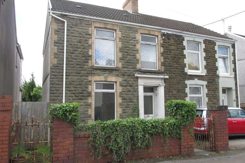 2 Bedrooms Semi Detached House for sale in Culfor Road, Loughor, Swansea