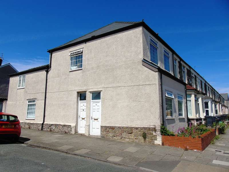 5 Bedrooms House for sale in Llantrisant Street, Cathays, Cardiff