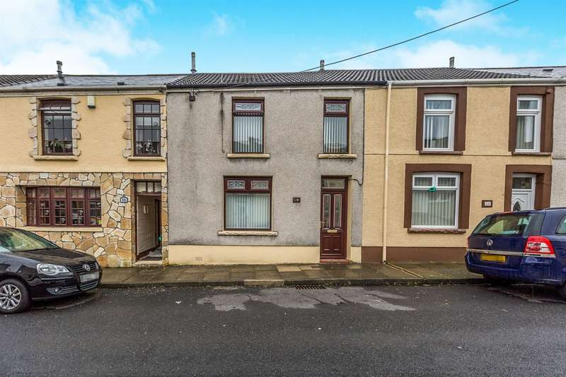 3 Bedrooms Terraced House for sale in Greenfield Street, Maesteg
