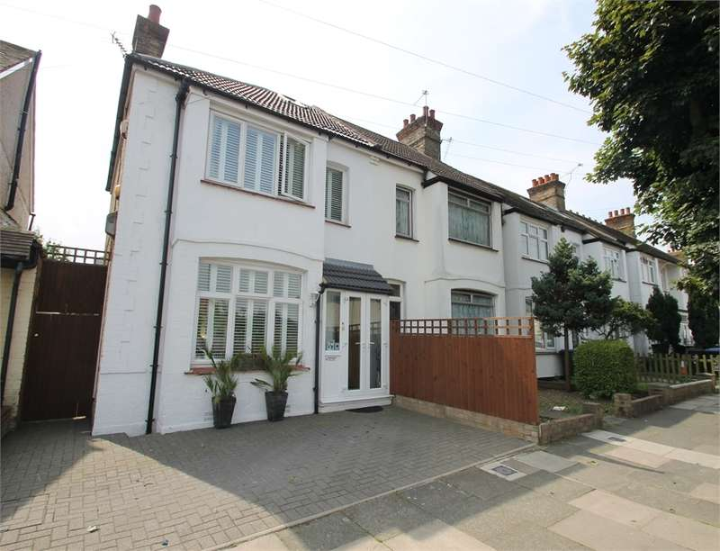 3 Bedrooms End Of Terrace House for sale in Brendon Villas, N21