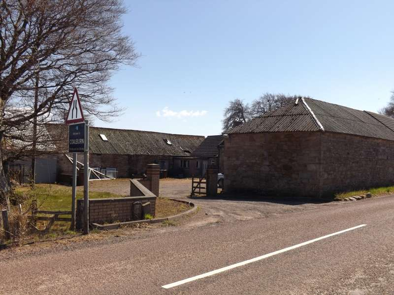 6 Bedrooms Farm House Character Property for sale in Muirburn Farm Coalburn Road, Coalburn, Lanark, ML11 0NF