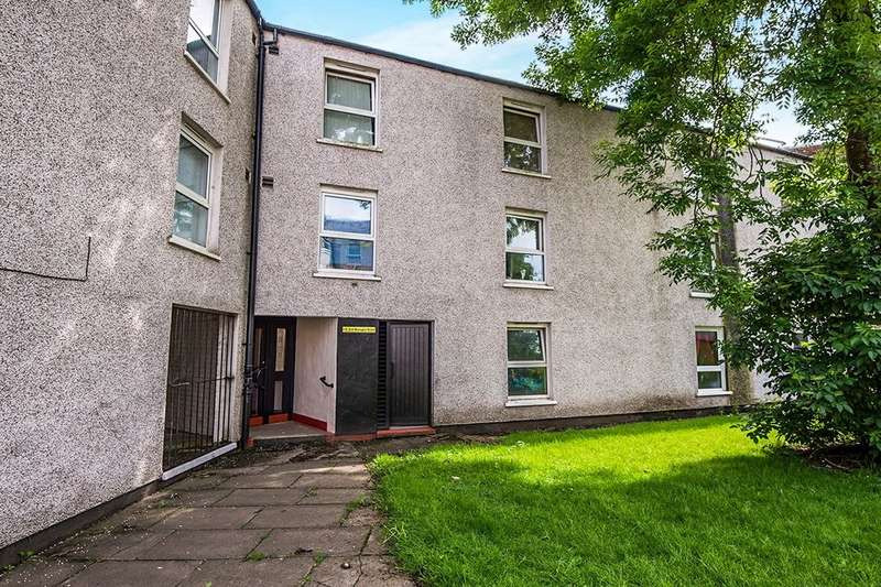 2 Bedrooms Flat for sale in Mossgiel Road, Kildrum, Cumbernauld, G67