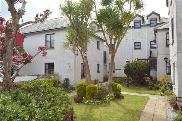 2 Bedrooms Apartment Flat for sale in Mevagissey, Cornwall