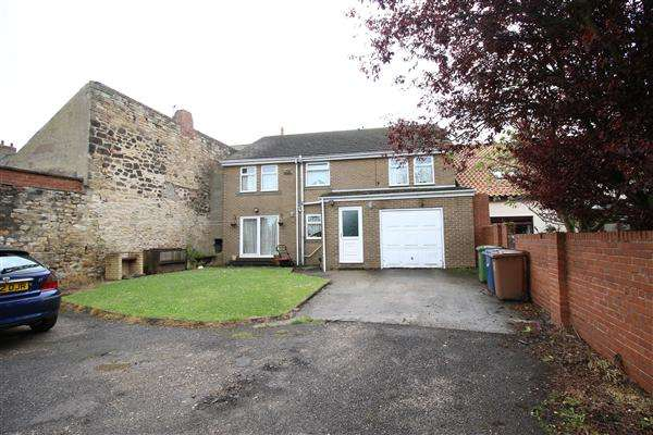 4 Bedrooms Terraced House for sale in Hillview House, Newbottle, Houghton le Spring