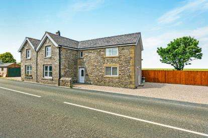 4 Bedrooms Semi Detached House for sale in Sandside Cottages, Cockerham, Lancaster, Lancashire, LA2