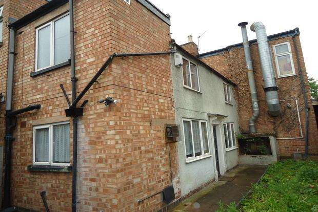 2 Bedrooms Cottage House for sale in Abbey Lane, Leicester, LE4