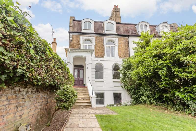 1 Bedroom Flat for sale in East Molesey